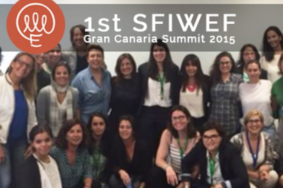 1st SFIWEF Gran Canaria Summit 2015