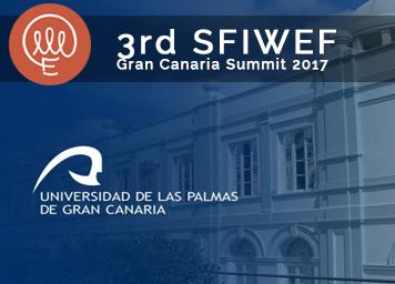 3rd SFIWEF Gran Canaria Summit 2017
