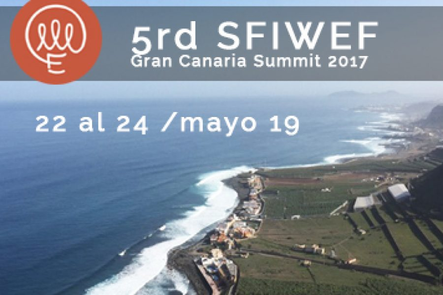 5th SFIWEF Gran Canaria Summit 2019
